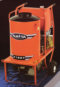 Alkota Gas Fired Hot Water Pressure Washer 2161P