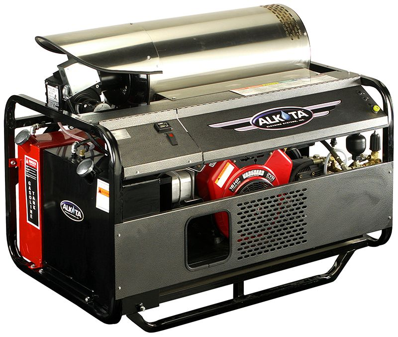 Alkota Oil Fired Hot Water Pressure Washer 5355EP