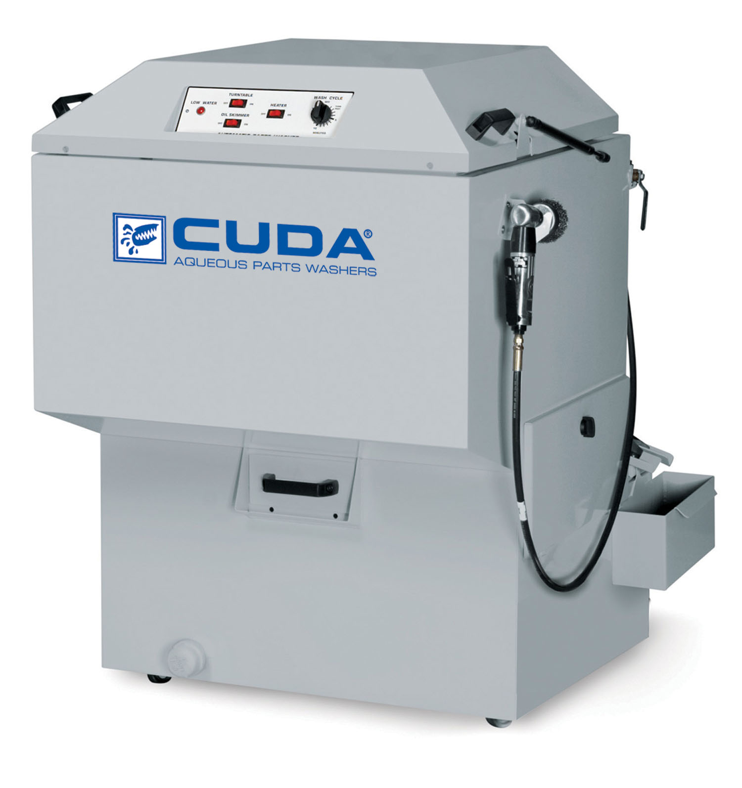 Cuda Top Load Automatic Parts Washer H2O-2412