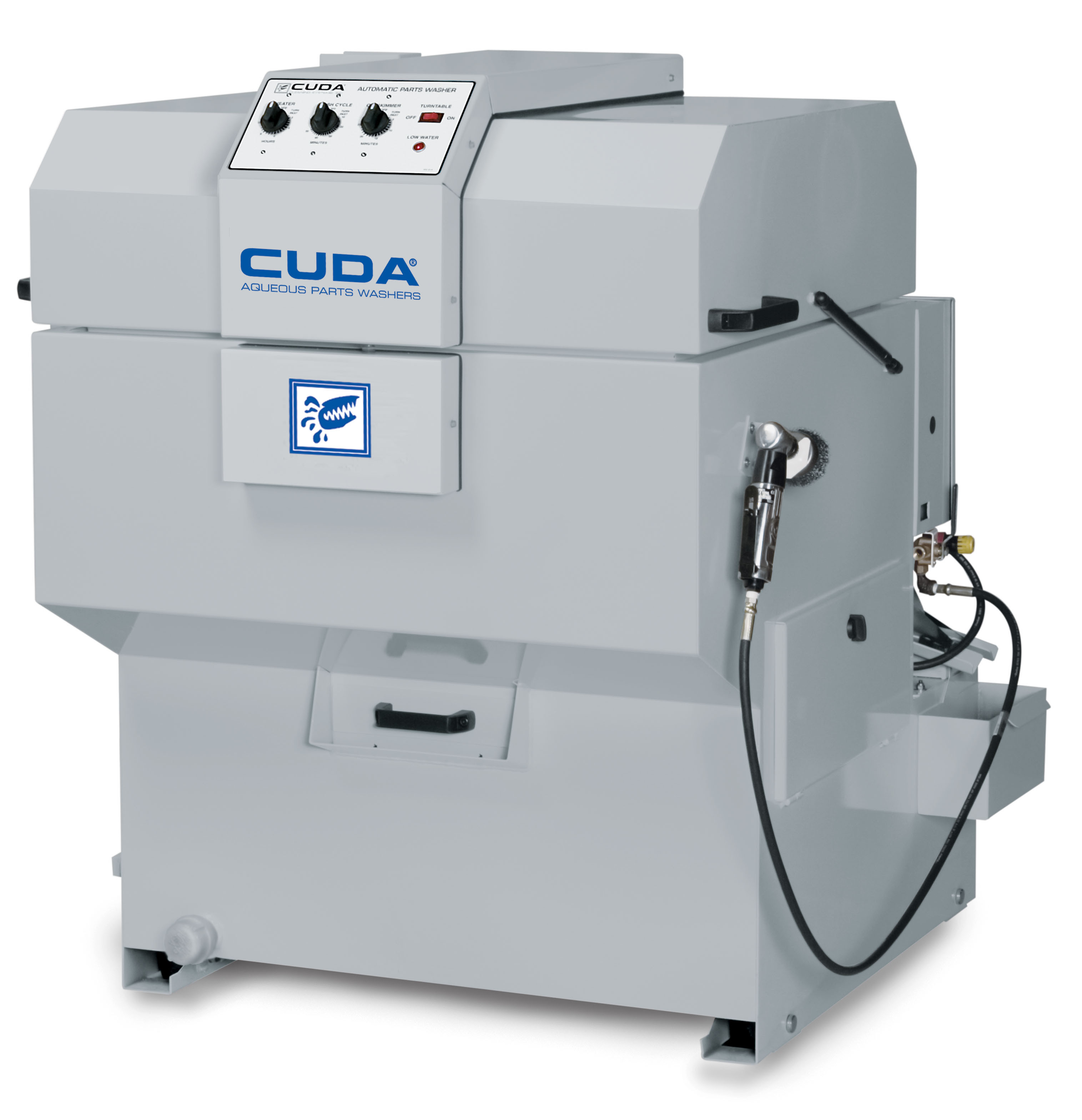 Cuda Top Load Automatic Parts Washer H2O-2518