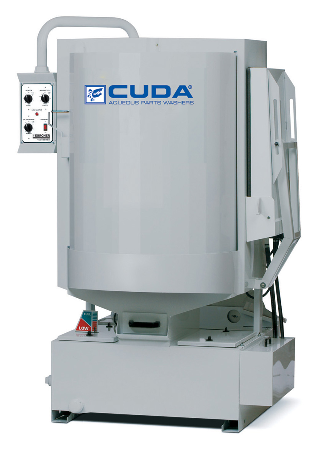 Cuda Front Load Automatic Parts Washer H2O-2530
