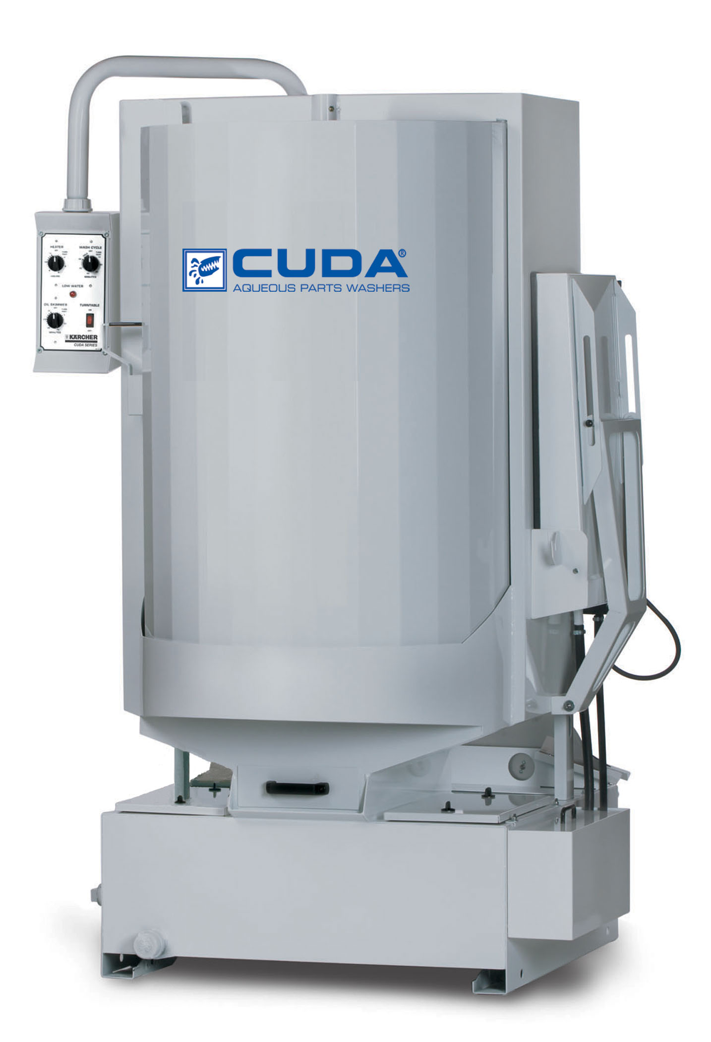 Cuda Front Load Automatic Parts Washer H2O-2840