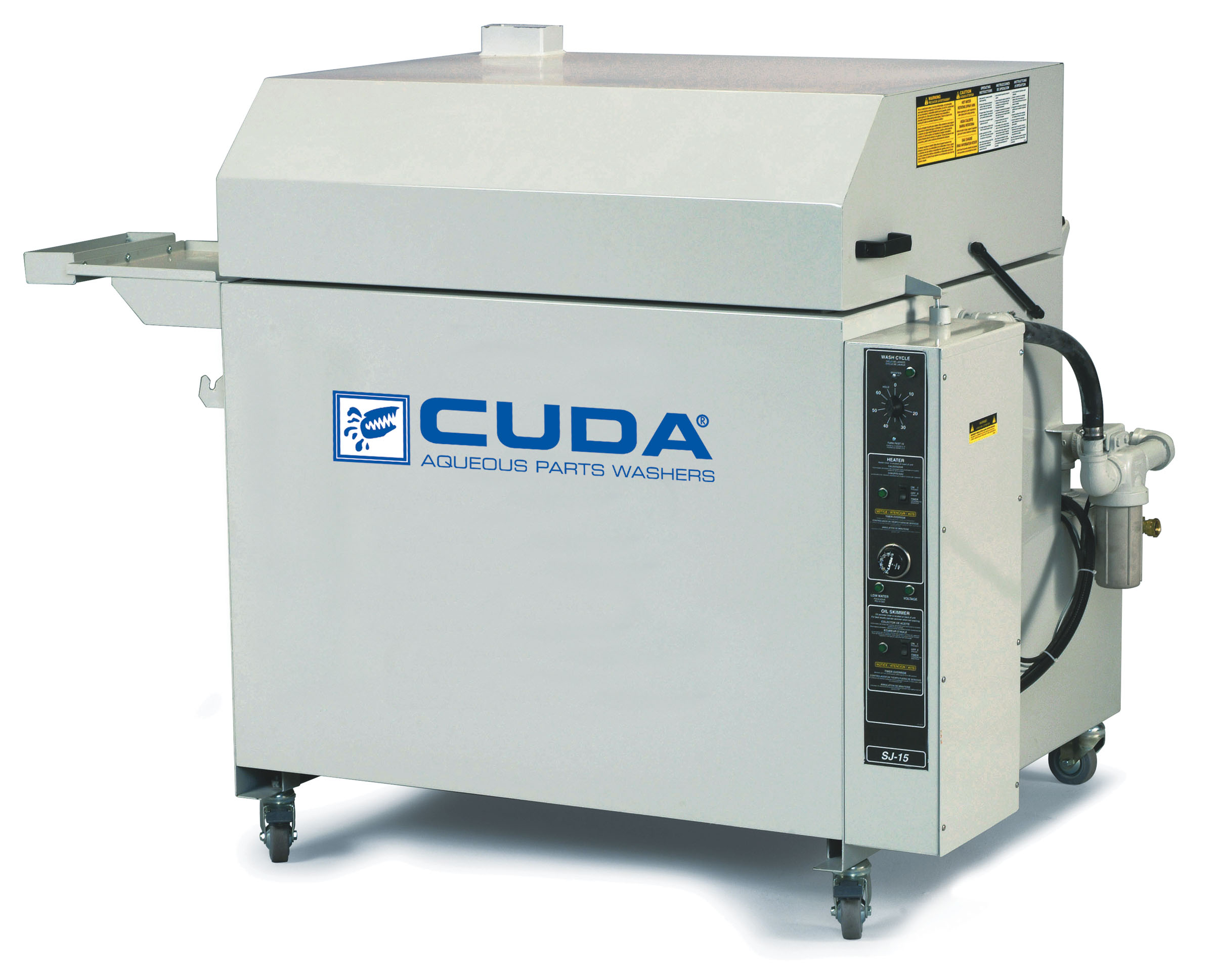 Cuda Top Load Automatic Parts Washer SJ-15