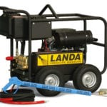 Cold Water Belt Drive Pressure Washer