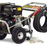Cold Water Direct Drive Pressure Washer