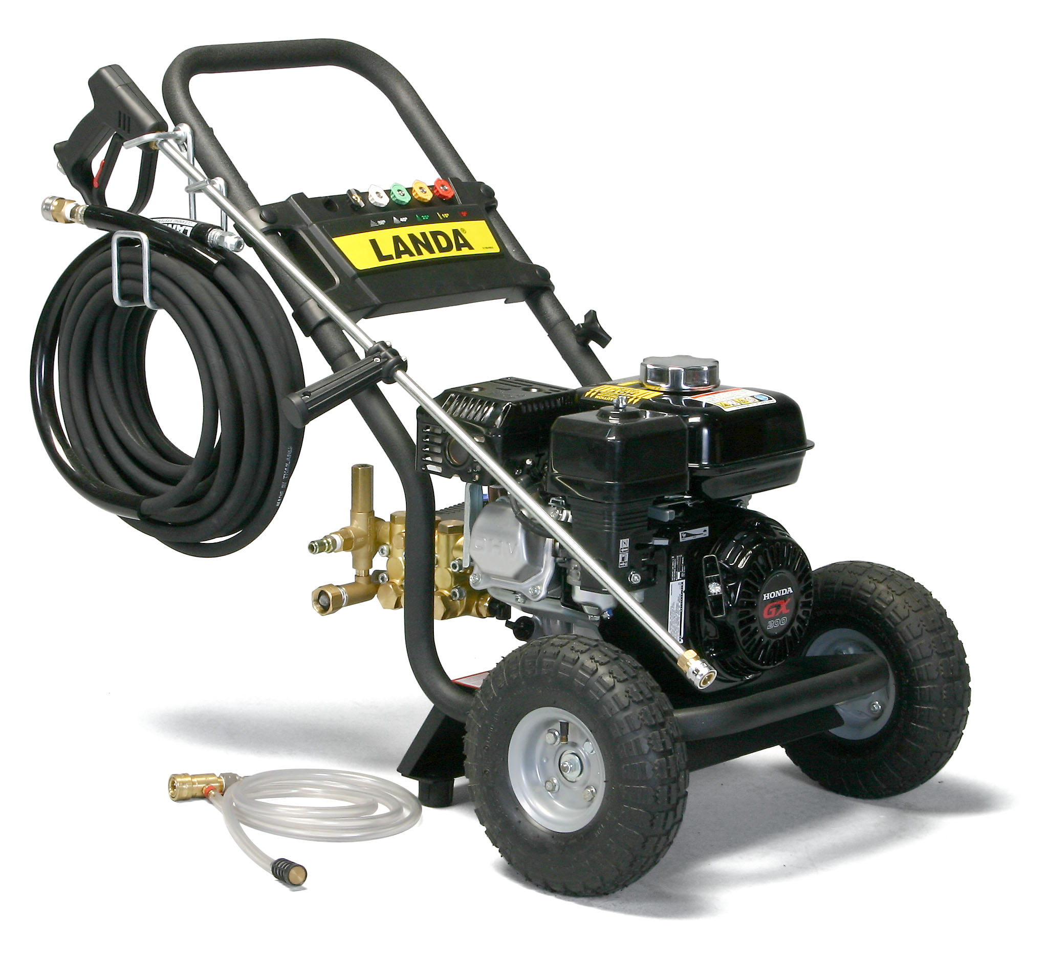 Landa Cold Water Direct Drive Pressure Washer PD3-23326