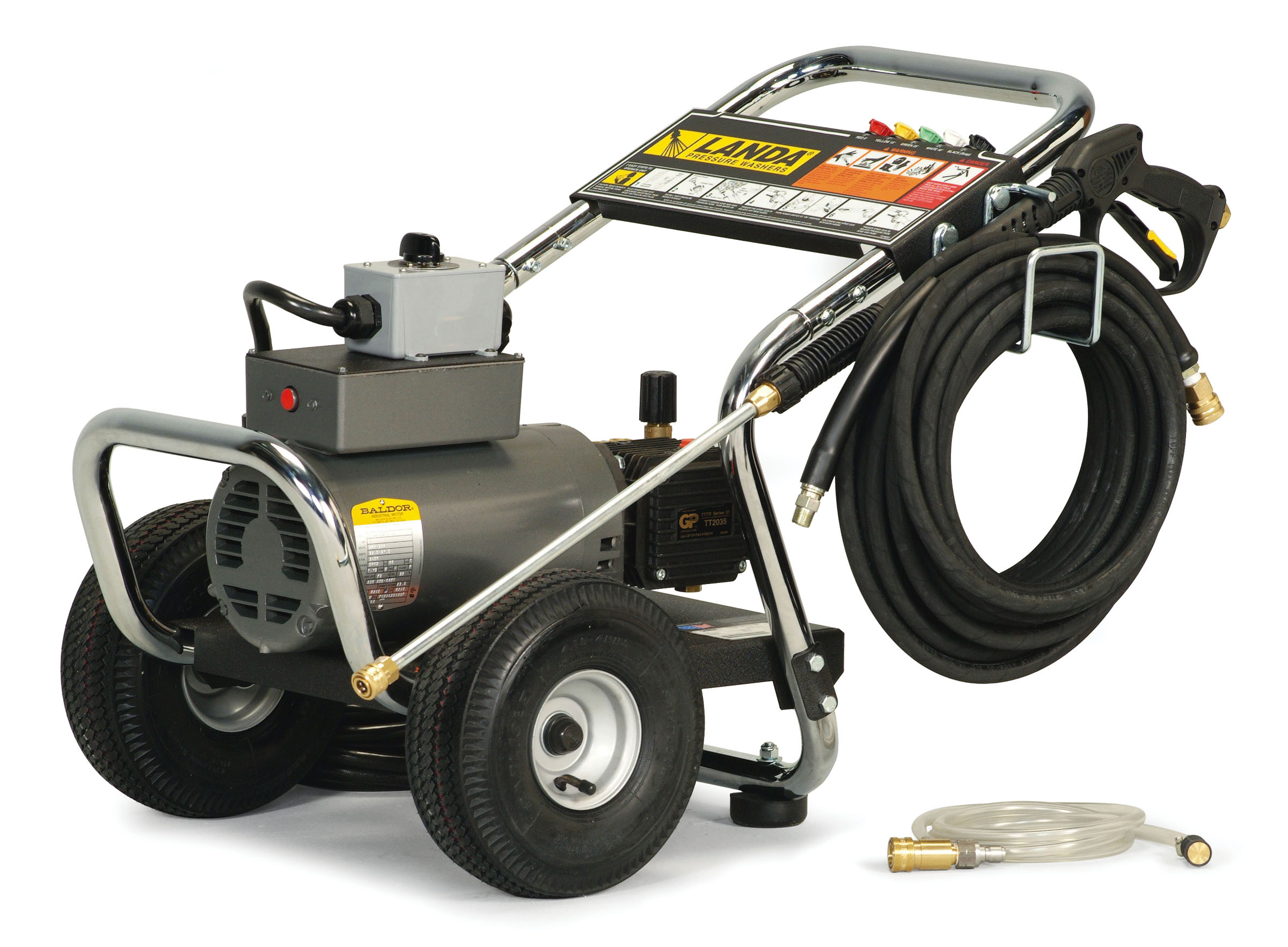 Landa Cold Water Direct Drive Pressure Washer PDE2-15024D