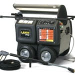 Landa Oil Fired Hot Water Pressure Washer PHW4-30024A